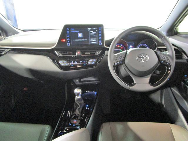 G-T 登録済未使用車 セーフティセンス 純正ディスプレイオーディオ ブルートゥース接続 スマートキー LEDオートライト レーダークルーズコントロール ブラインドスポットモニター コンビシート ターボ車(10枚目)