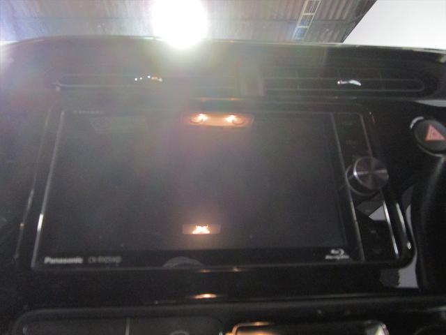 クロスオーバー グラム 社外ナビ フルセグTV バックカメラ セーフティセンス ワンオーナー スマートキー LEDオートライト コンビシート シートヒーター 純正16インチアルミ DVD再生 ブルーレイ再生 ETC(2枚目)