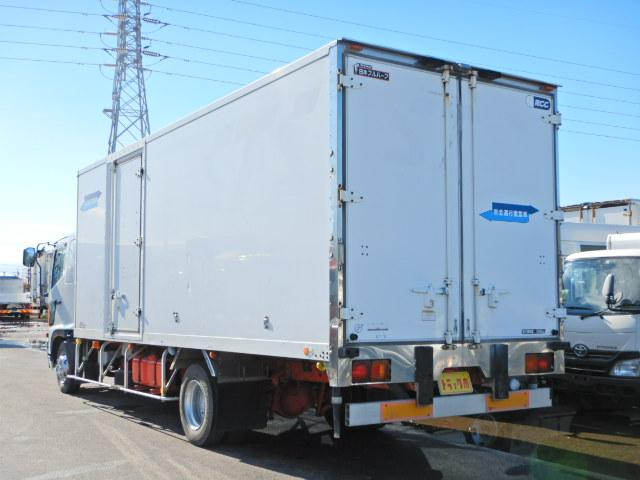 日野 レンジャー 冷蔵冷凍車 -30℃ 3t 6速 ロング サイドドア 中型