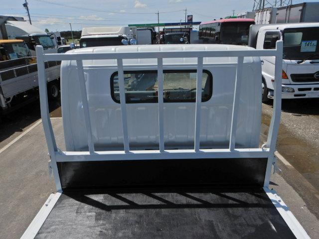 三菱ふそう キャンター 平 2t 5速 超ロング ワイド 高床 3方開 小型