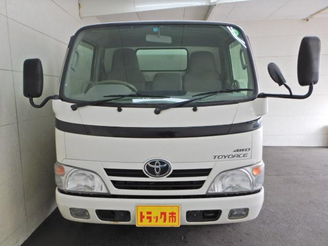 トヨタ トヨエース 冷蔵冷凍車 4WD -7℃ 1.5t 5速 サイドドア