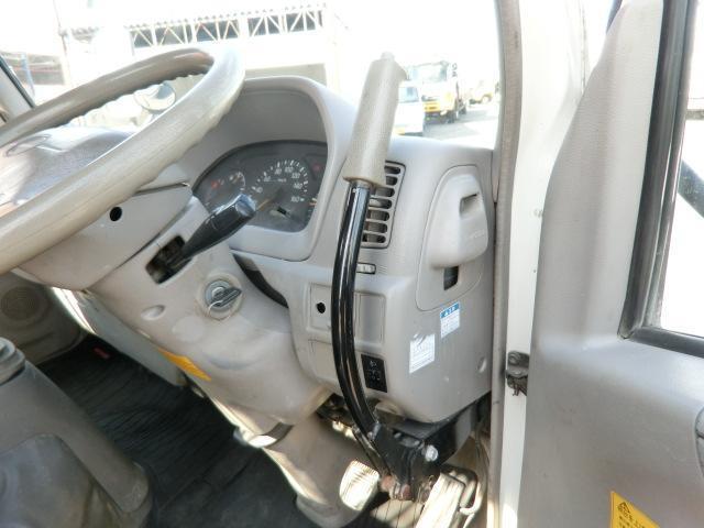 日野 デュトロ 平 ダンプ 2t 5速 コボレーン付 旧普通免許 極東開発