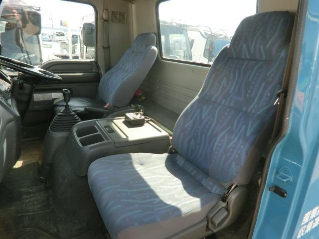 いすゞ フォワード ロールオン コンテナ車 コンテナ付 4t 6速 中型 新明和