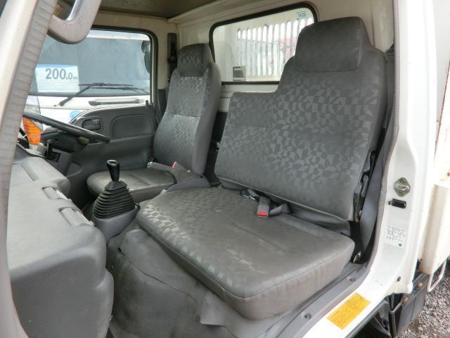 いすゞ エルフトラック 平 ダンプ 2t 5速 高床 コボレーン 極東開発 小型