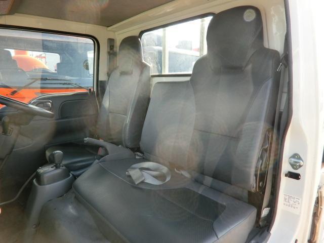いすゞ エルフトラック 平 垂直Pゲート 1.5t AT フルフラットロー 3方開