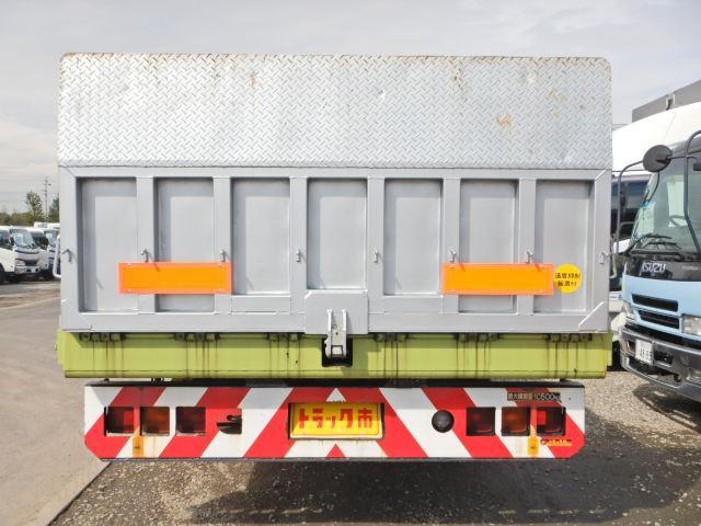 重機運搬車 ハイジャッキ 低床4軸 ローダー ラジコン付(7枚目)