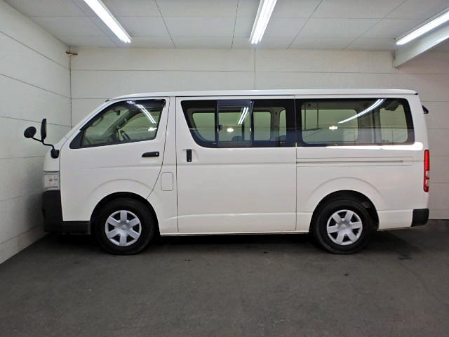 ロングDX 9人乗り AT車 ガソリン ETC 積載1200(4枚目)