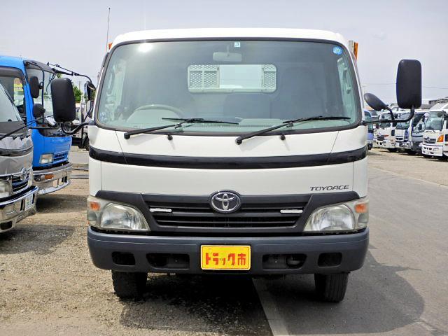 H22年 トヨエース 2台積み積載車 ラジコン・ウインチ 花見台ビック ワイド 入庫です!!!