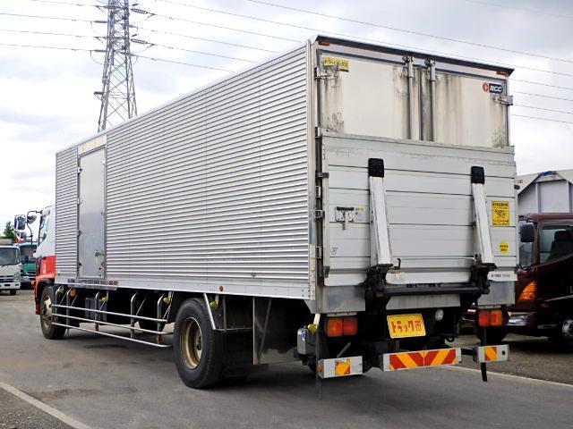 冷蔵冷凍車-30℃ Pゲート 増t サイドドア ベッド MT(5枚目)