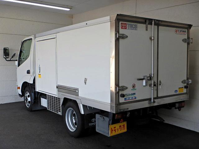 冷蔵冷凍車-22℃ サイドドア 1.4t積 ラッシングレール(5枚目)
