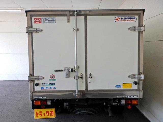 冷蔵冷凍車-22℃ サイドドア 1.4t積 ラッシングレール(6枚目)