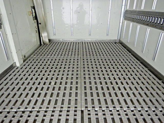 冷蔵冷凍車-22℃ サイドドア 1.4t積 ラッシングレール(9枚目)