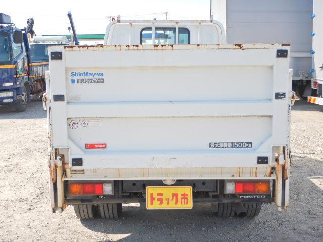 車両総重量3845kg 最大積載量1500kg