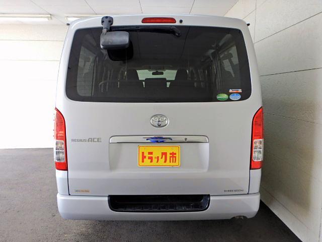 ロングDX GLパッケージ ディーゼル車 9人乗り 4ドア(6枚目)