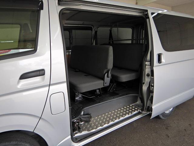 ロングDX GLパッケージ ディーゼル車 9人乗り 4ドア(7枚目)