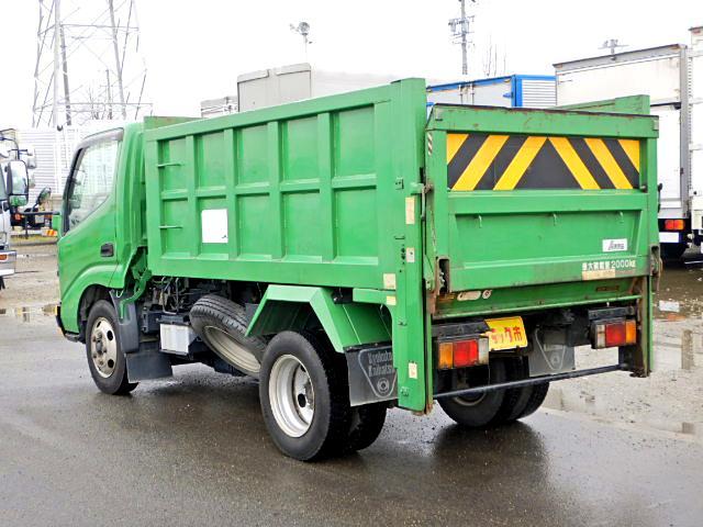 車両総重量5135kg 最大積載量2000kg