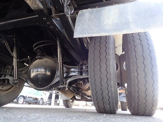 日野 レンジャー 三転ダンプ 4トン 6速MT サイドゲート アングル補強