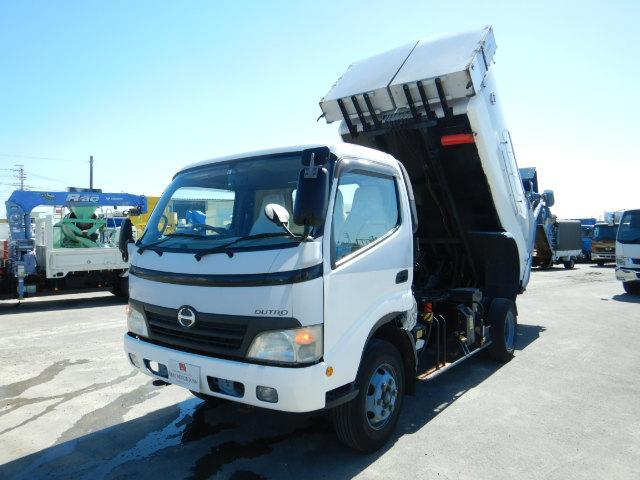 3t 巻き込み式パッカー車 6.8立米 バックアイ 6MT(11枚目)