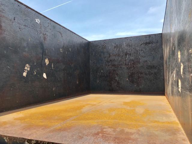いすゞ フォワード 4t 土砂禁ダンプ 9.5立米 垂直パワーゲート付き 6MT