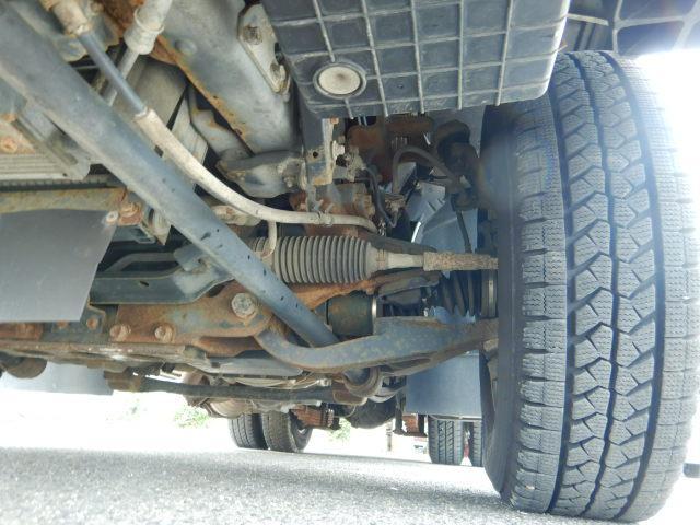 いすゞ エルフトラック アイチ製 高所作業車 作業高9.9M 5速MT 4WD