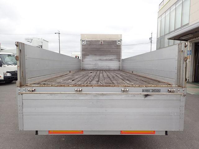 UDトラックス コンドル 平 アルミブロック 4トン 6速MT 3方開 ベット付