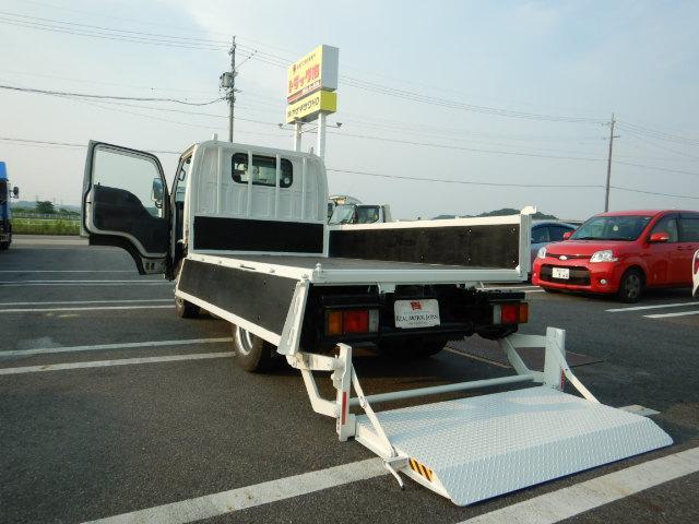 平 1.5トン 5速MT パワーゲート付 4WD 3方開(7枚目)