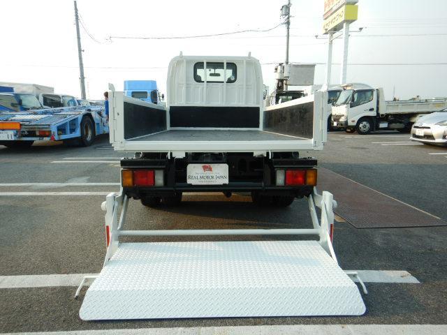 平 1.5トン 5速MT パワーゲート付 4WD 3方開(8枚目)