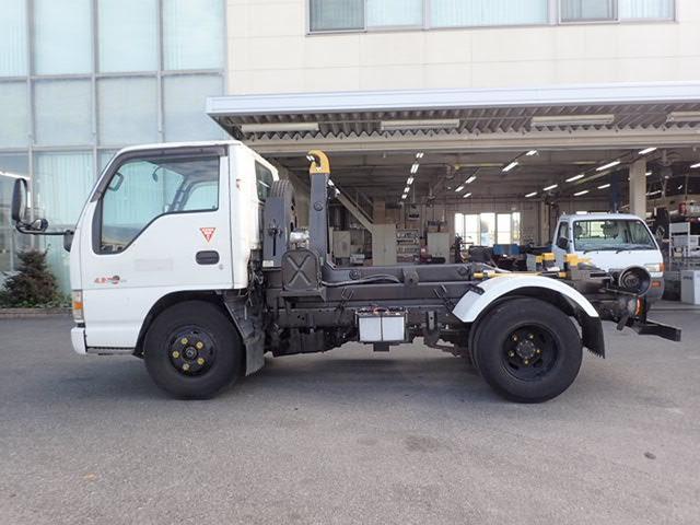 最大積載量:400kg・車輌総重量:6515kg
