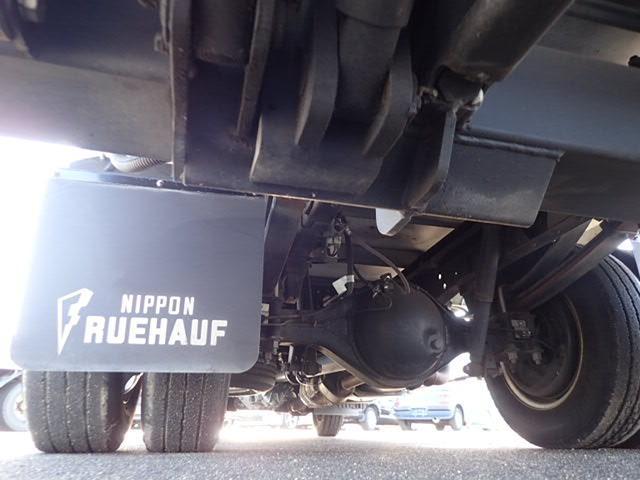 保冷バン 2トン 6MT パワーゲート セミロング ターボ付(15枚目)