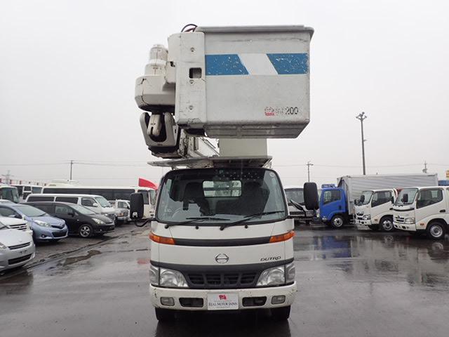 アイチ製 電工仕様 高所作業車 14.6M サブバッテリー(2枚目)