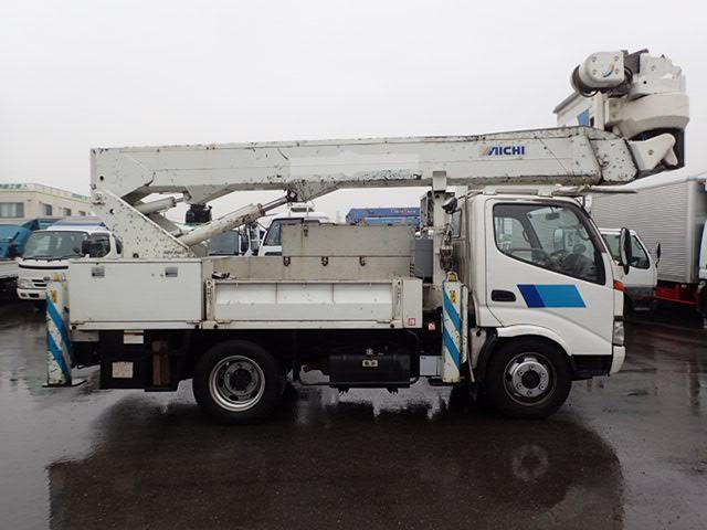 アイチ製 電工仕様 高所作業車 14.6M サブバッテリー(5枚目)