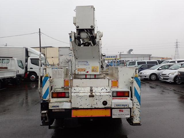 アイチ製 電工仕様 高所作業車 14.6M サブバッテリー(6枚目)