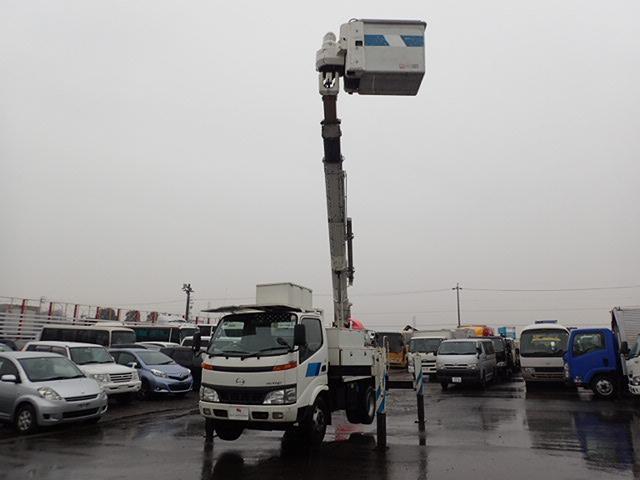 アイチ製 電工仕様 高所作業車 14.6M サブバッテリー(7枚目)