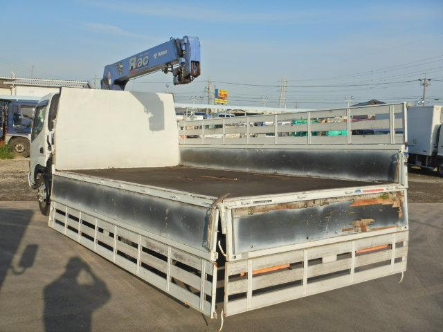 3t 平 3段クレーン ワイドロング 6MT 高床 ラジコン(8枚目)