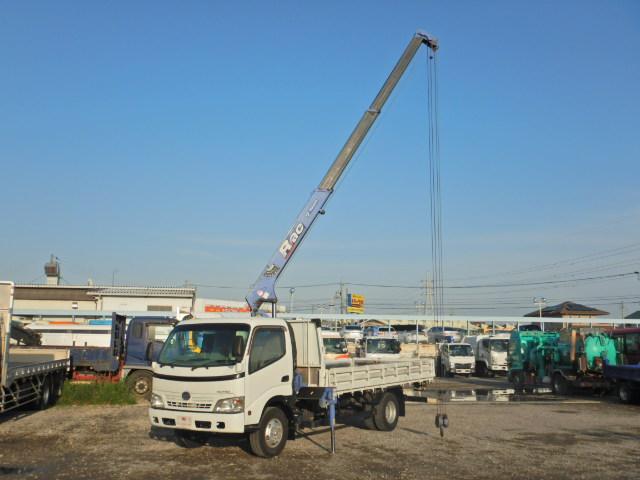 3t 平 3段クレーン ワイドロング 6MT 高床 ラジコン(9枚目)