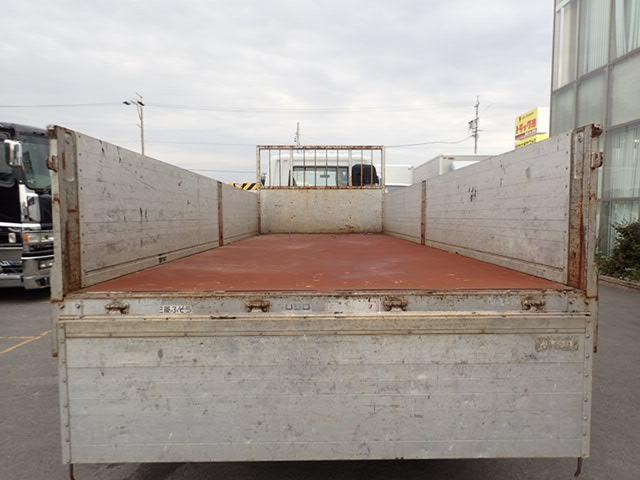 平アルミブロック 4t ロング 5方開 ベッド付き 6MT(7枚目)