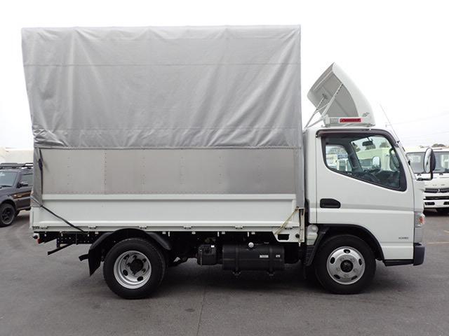 最大積載量:2000kg・車輌総重量:4465kg