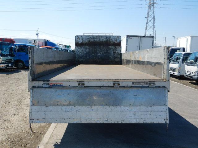 アルミブロック 平 増トン6.8t ワイドロング ベッド付き(7枚目)
