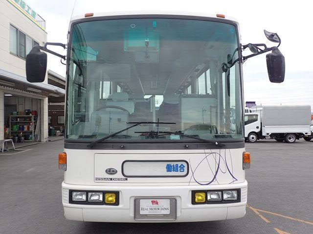 29人乗 バス フルエアサス フィンガーシフト6速(2枚目)