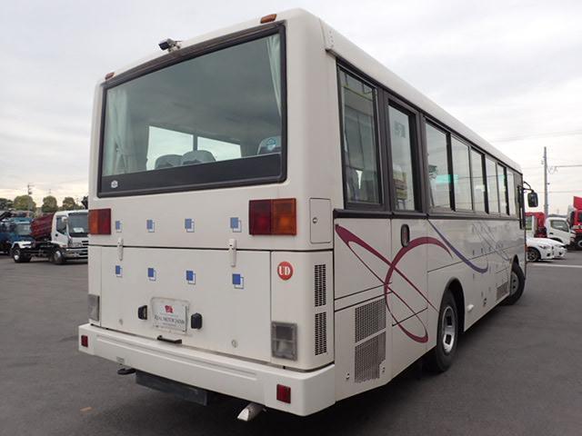 29人乗 バス フルエアサス フィンガーシフト6速(3枚目)