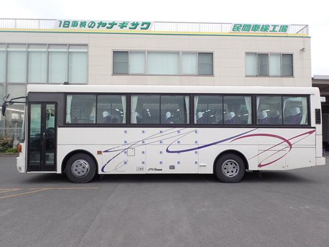 29人乗 バス フルエアサス フィンガーシフト6速(4枚目)