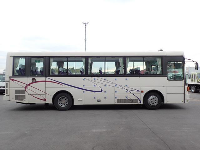 29人乗 バス フルエアサス フィンガーシフト6速(5枚目)