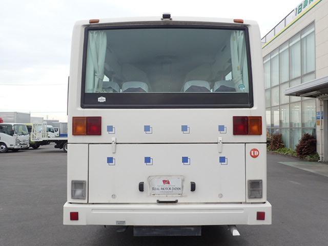 29人乗 バス フルエアサス フィンガーシフト6速(6枚目)