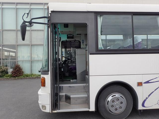 29人乗 バス フルエアサス フィンガーシフト6速(7枚目)