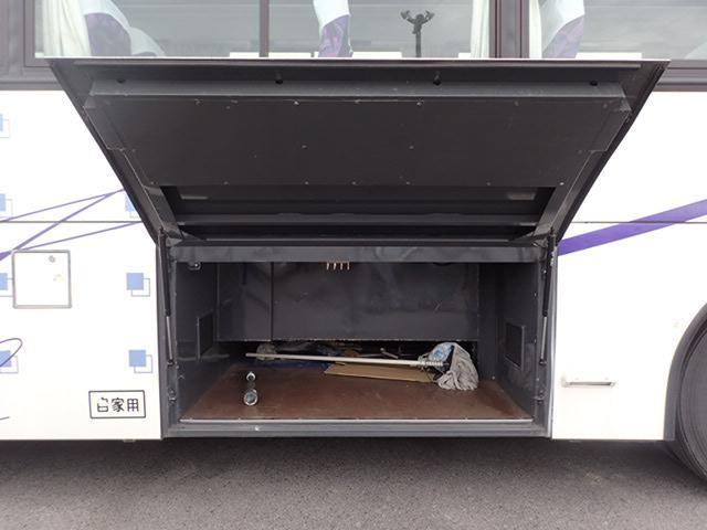 29人乗 バス フルエアサス フィンガーシフト6速(8枚目)