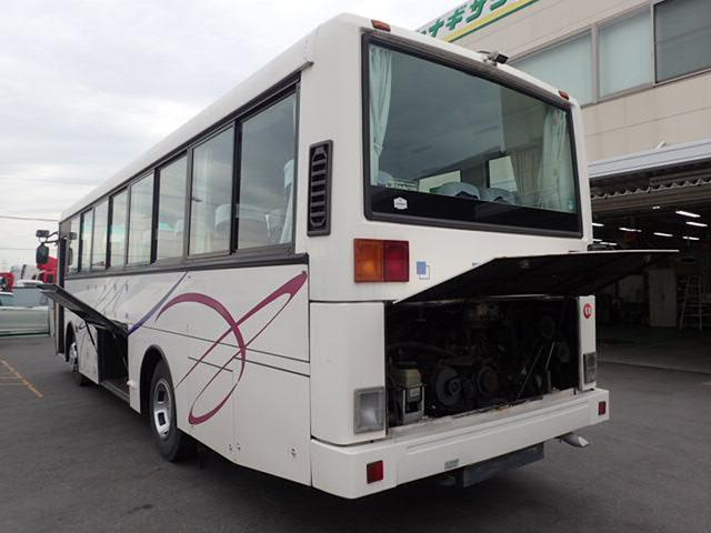 29人乗 バス フルエアサス フィンガーシフト6速(9枚目)
