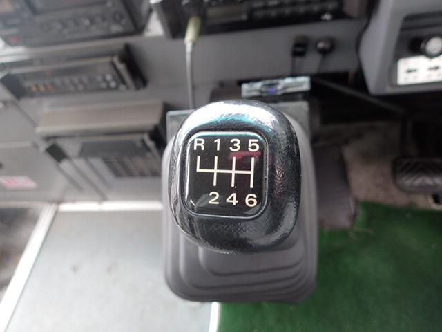 29人乗 バス フルエアサス フィンガーシフト6速(14枚目)