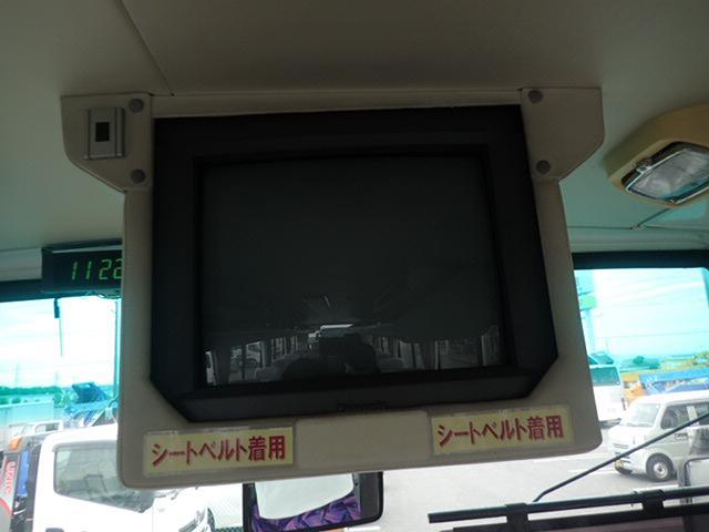 29人乗 バス フルエアサス フィンガーシフト6速(16枚目)