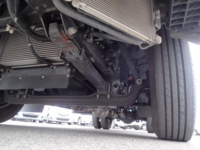 4.3トン ワイドロング 平ボディ AT車 全低床 3方開(13枚目)