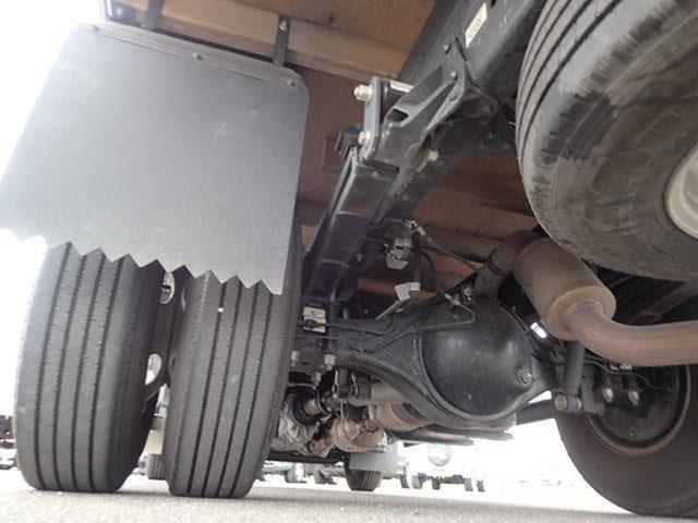 4.3トン ワイドロング 平ボディ AT車 全低床 3方開(14枚目)